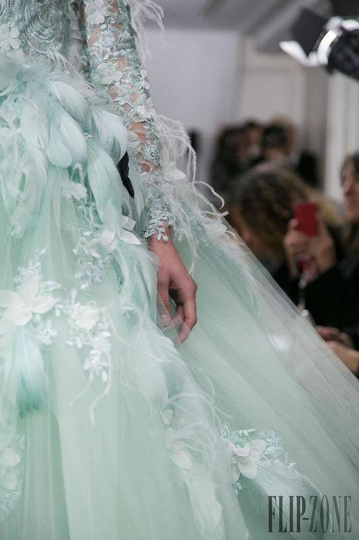 Tony Yaacoub Haute Couture весна-лето 2014, фото № 13
