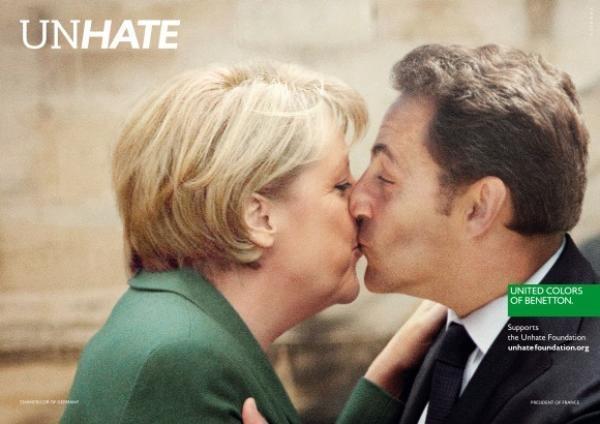 Рекламные кампании Benetton, фото № 38