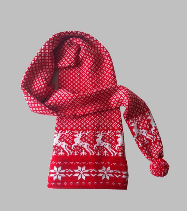аксессуары, вязаные аксессуары, эстонский орнамент, шапка, шарф, шапка с оленями, шапка с помпоном, шапка с ушками, подарки к новому году, новогодний подарок, новый год 2014