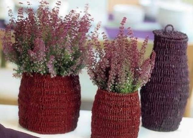 Плетеные корзины в современном интерьере. - Ярмарка Мастеров - ручная работа, handmade