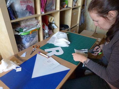 выставка, лоскутное шитьё