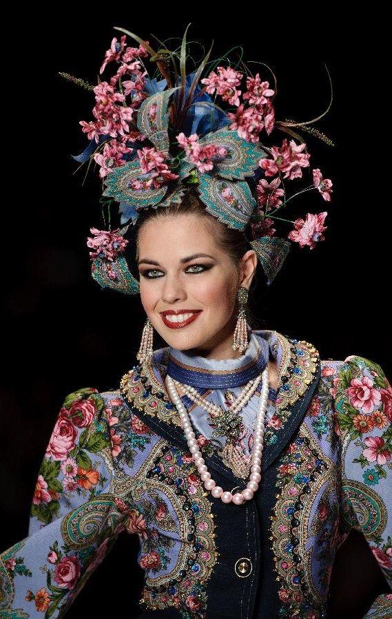 Современный русский стиль  возвращение к истокам. Мода и интерьер – Ярмарка  Мастеров d8f85b27628