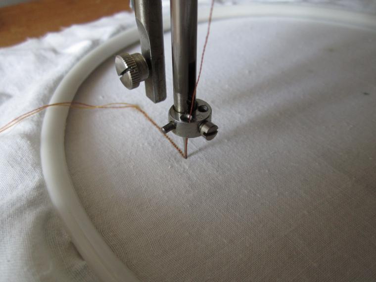 Шитье вышивка на машинке