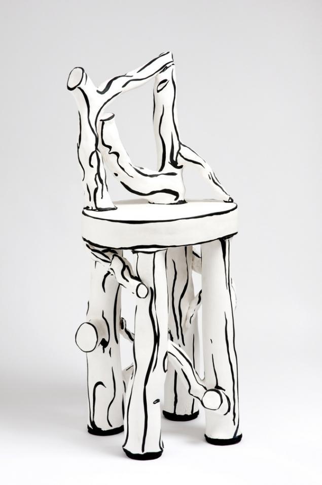 Керамические скульптуры Katharine Morling, фото № 17