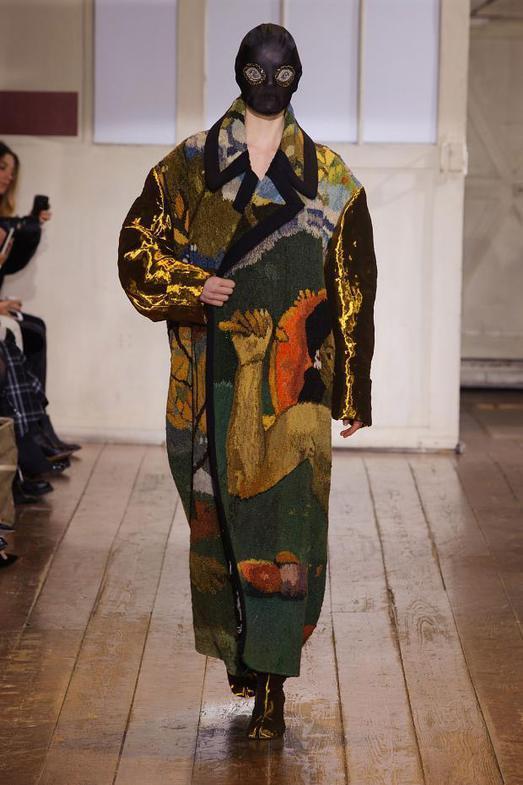 Maison Martin Margiela Haute Couture весна-лето 2014, фото № 11