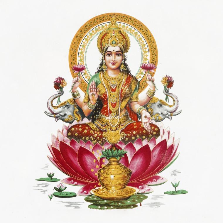 Приносящий счастье на индийском