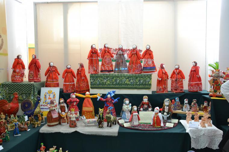 Фестиваль конкурс народной игрушки