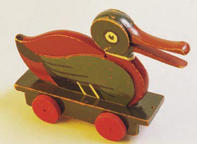 Как сделать игрушку оледеревянные