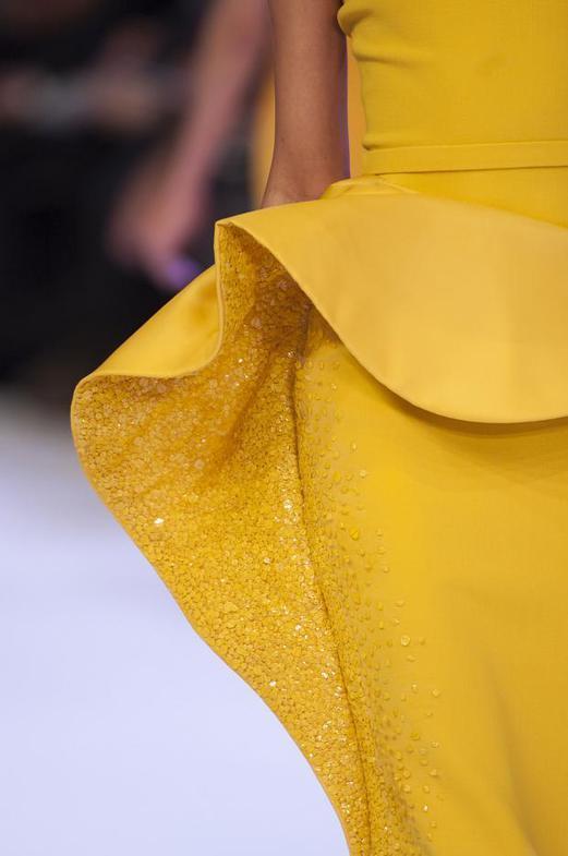 Stephane Rolland Haute Couture весна-лето 2014, фото № 85