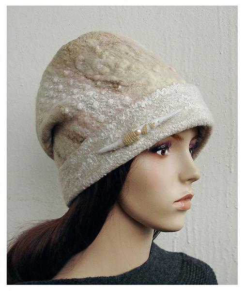 коллекция шапок