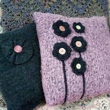как оживить старый свитер