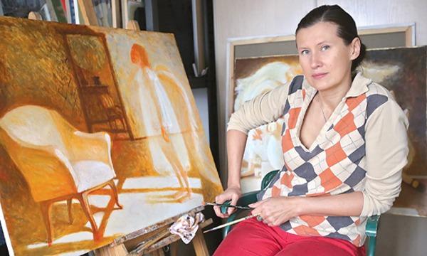 Путешествие в детство с белорусской художницей Анной Королёвой, фото № 2
