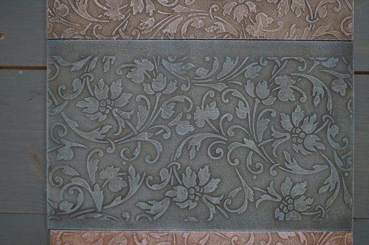 Тиснение орнамента на мебели. Мастерская Натальи Строгановой. Отчет. Часть 2, фото № 3