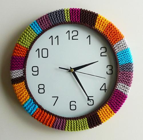 Оригинальные часы - вдохновение в каждой минуте - Ярмарка Мастеров - ручная работа, handmade