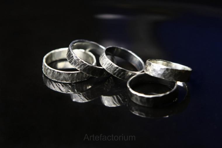 кованое кольцо, кольцо своими руками, своими руками