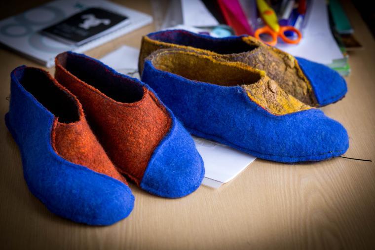 обувь ручной работы