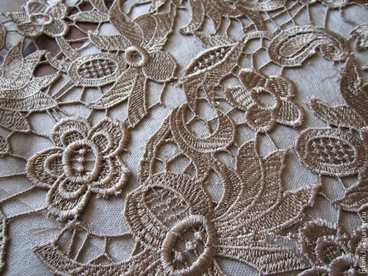 Как шить кружево обработка швов