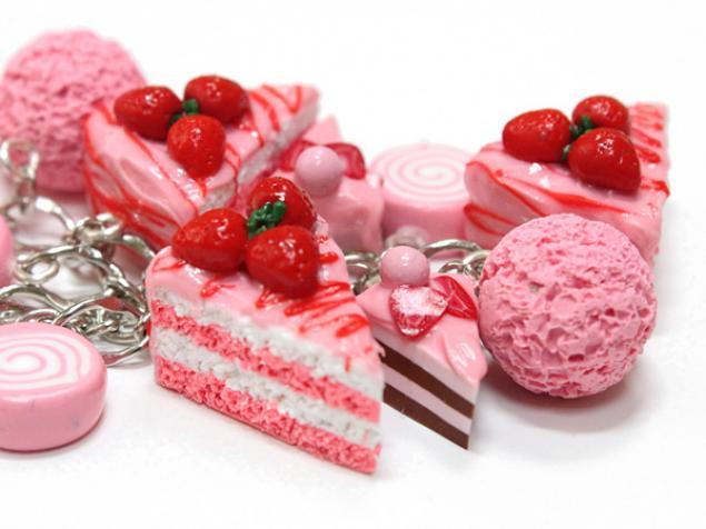 пластика, лепка тортиков