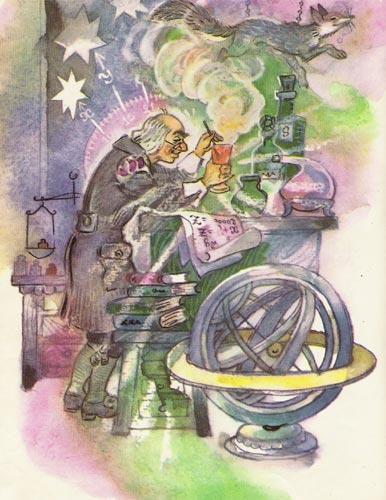 Главный иллюстратор Изумрудного города - художник Леонид Владимирский, фото № 20