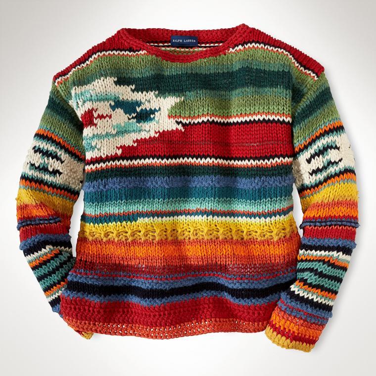 Маленьким модникам от Ральфа Лорена, фото № 11