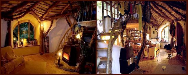 необычный дом, проект ламмас