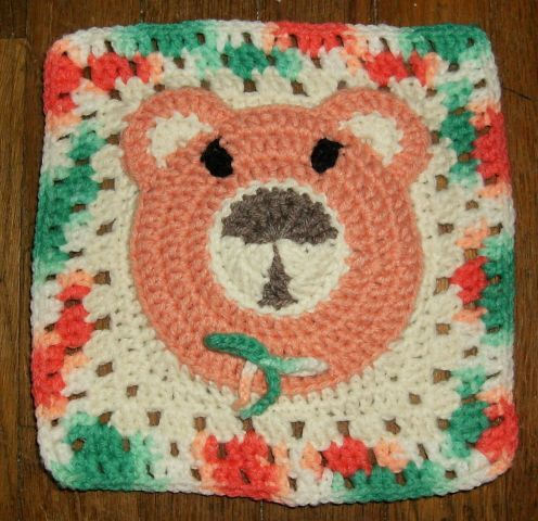 Teddy Bear Square