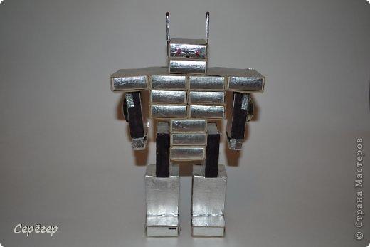 Поделка своими руками робот