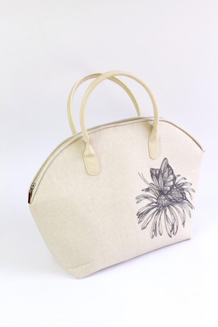 текстильная сумка, женская сумка, летняя сумочка, сумка ручной работы