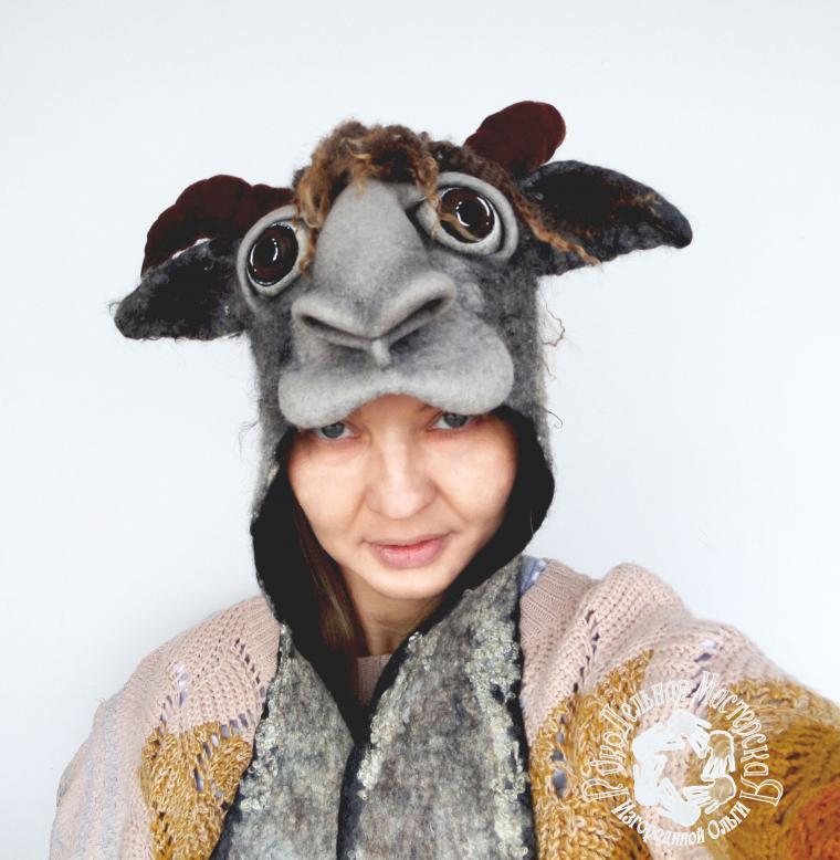 коза, символ 2015 года