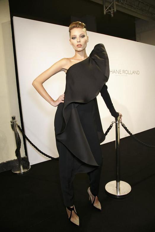 Stephane Rolland Haute Couture весна-лето 2014, фото № 40