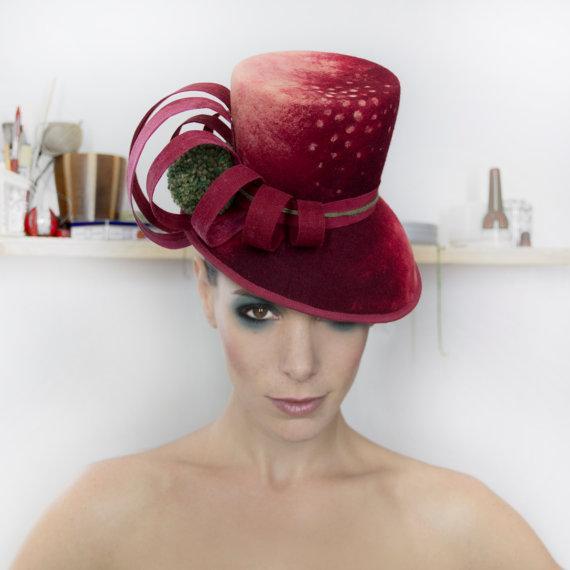 На закуску! Невероятные шляпки Maor Zabar, фото № 10