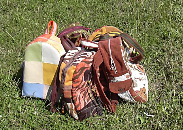 лето, женская сумка
