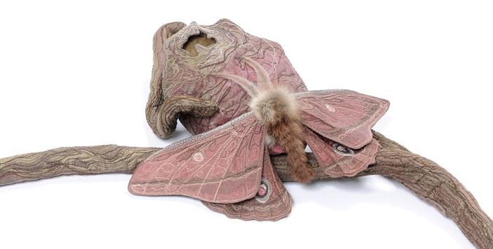 Текстильные шедевры, или Бабочки как источник вдохновения, фото № 1