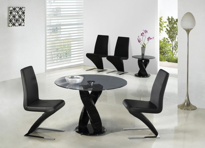 Designer dining room table