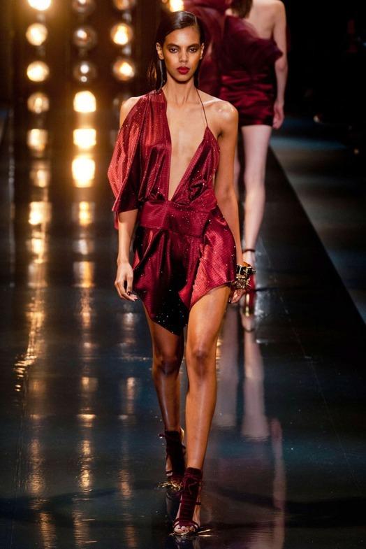 Alexandre Vauthier Haute Couture весна-лето 2014, фото № 29