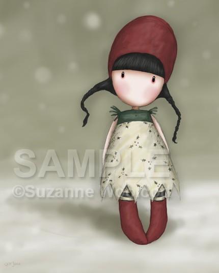 Куколки Сьюзен Вулкотт, фото № 18