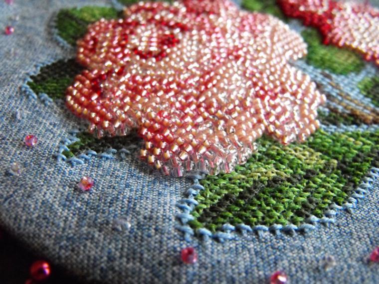 вышивка, ювелирные украшения, бохо