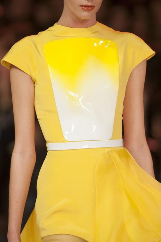 Stephane Rolland Haute Couture весна-лето 2014, фото № 115
