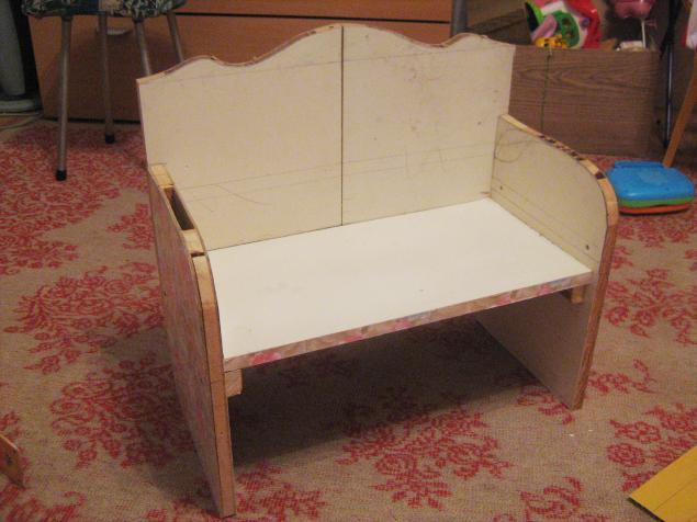 мебель ручной работы, для малышей, кофе