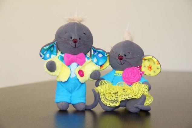 сделать игрушку, мк игрушка, мышка, мышки, электронный мк