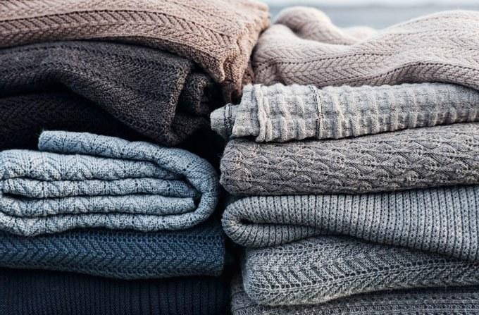 Виды свитеров