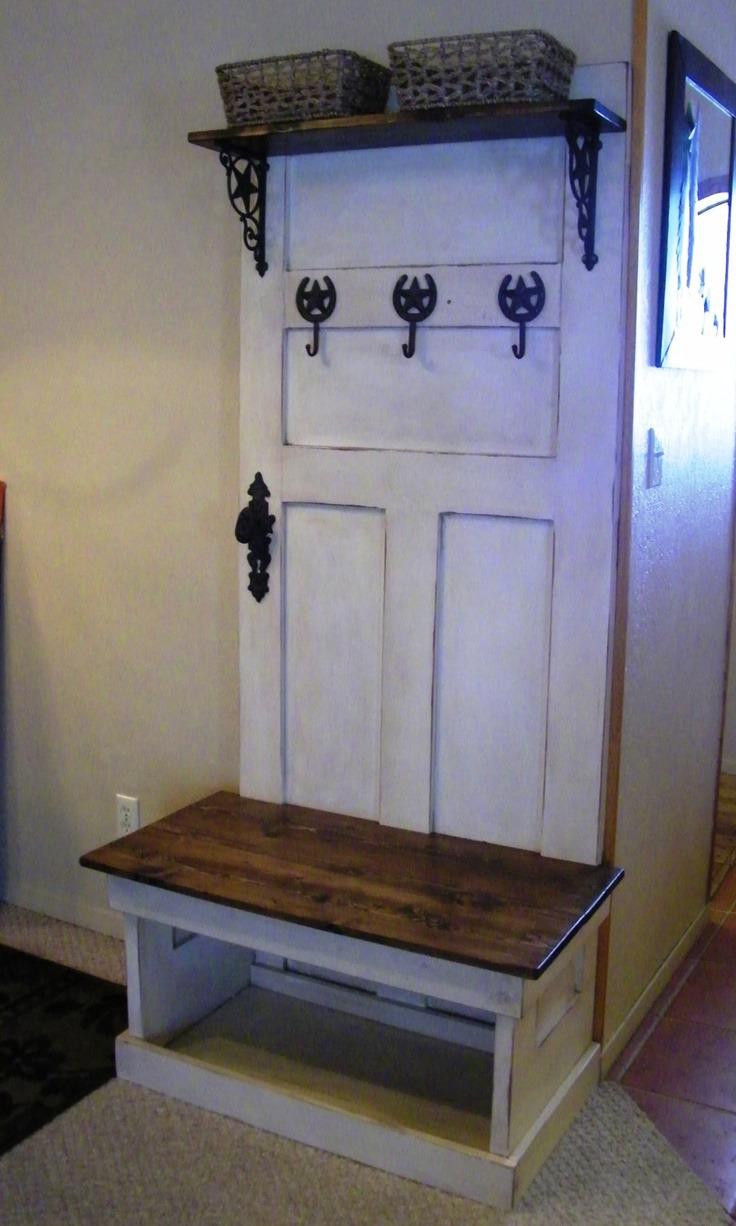 Мебель своими руками для прихожей из старой мебели 516