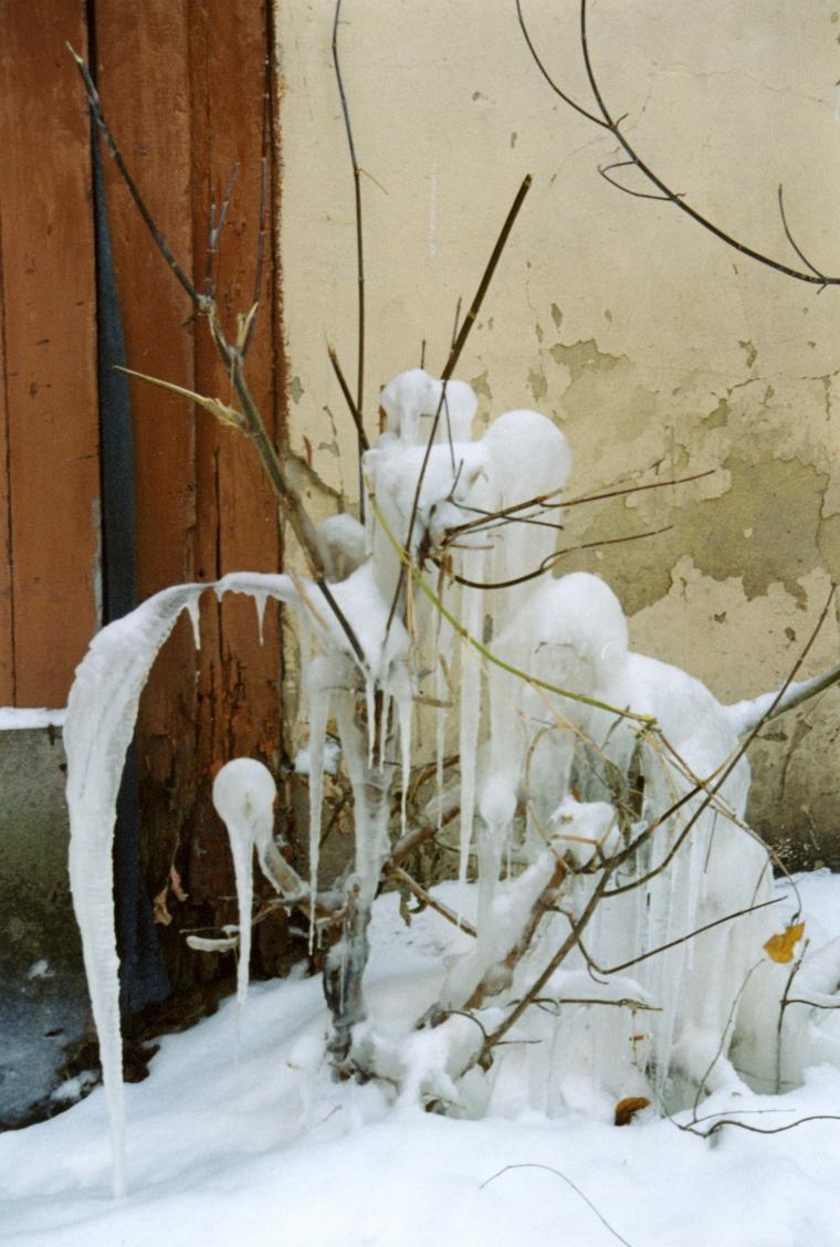 природные скульптуры