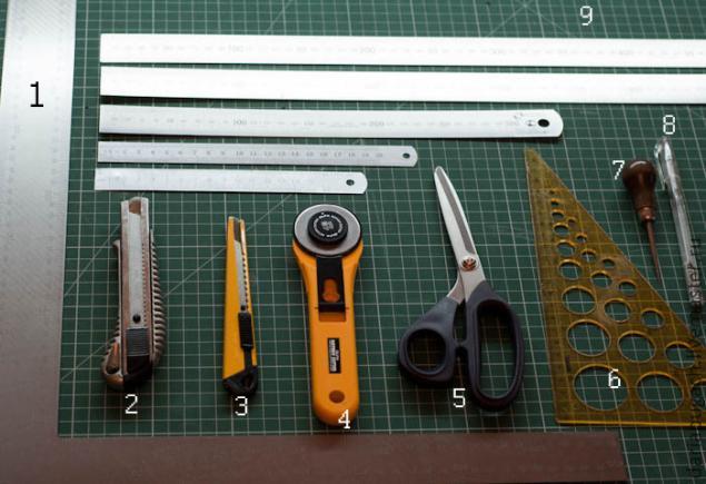 какие инструменты допускаются к работе