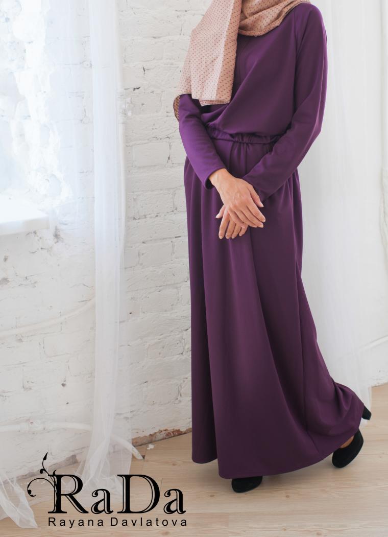 платье в пол, нарядное платье