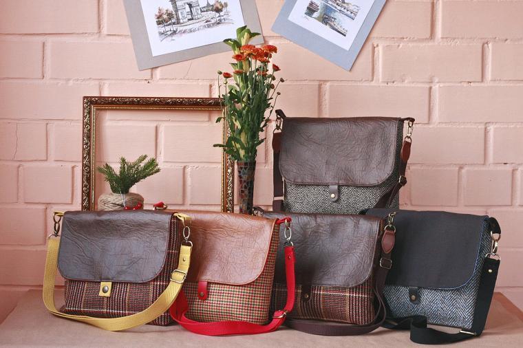 сумка, английский стиль