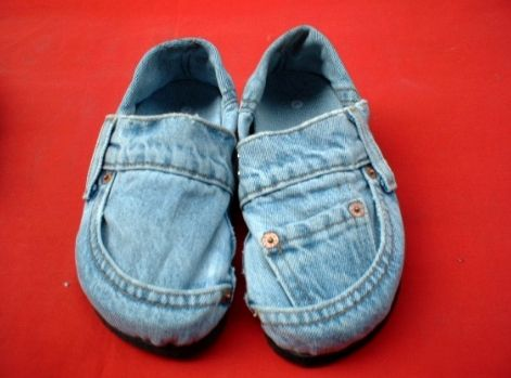 Утилизация джинсов, фото № 2