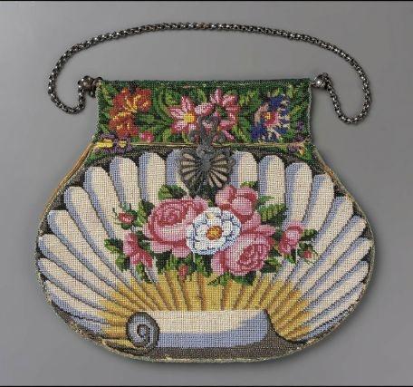 1830 е г шляпки сумочки и прочая