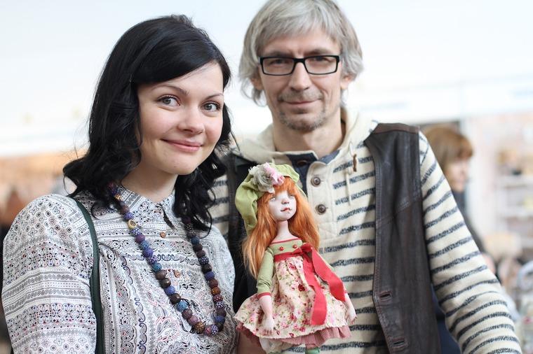 Международной выставка авторских кукол и мишек «Панна DOLL'я» в Минске. Часть 1., фото № 33