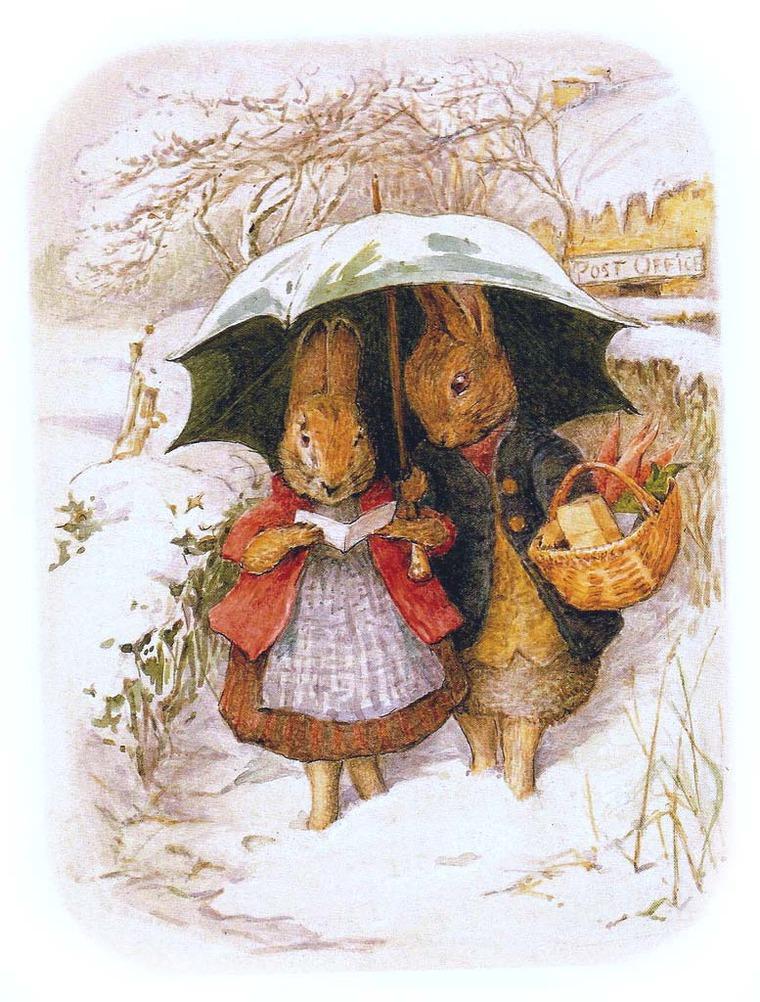 Интересные факты о Беатрис Поттер и ее знаменитых кроликах, фото № 3